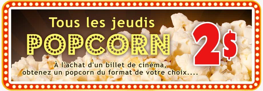 10 admissions pour 80 $ au Cinéma Péninsule