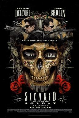 Affiche du film Sicario : Le jour du soldat