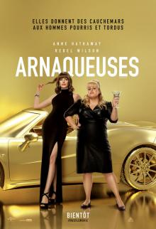 Affiche du film Arnaqueuses