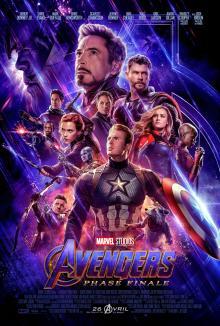 Affiche du film Avengers : Phase finale