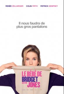 Affiche du film Le bébé de Bridget Jones
