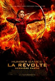Affiche du film Hunger Games: La Révolte - Dernière partie