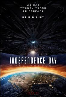 Affiche du film Independence Day: Résurgence