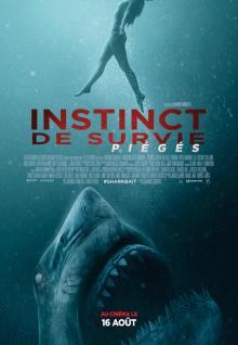Affiche du film Instinct de survie - Piégés