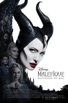 Affiche du film Maléfique : Maîtresse du mal