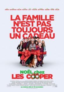 Affiche du film Noel chez les Coopers