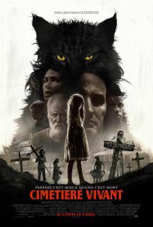 Affiche du film Cimetière vivant